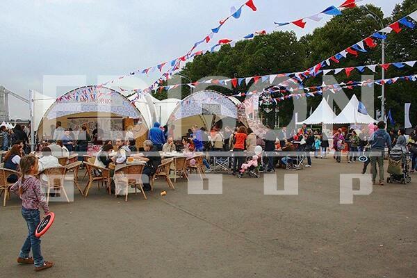 Фестиваль «Праздник еды»: 31 августа 2013