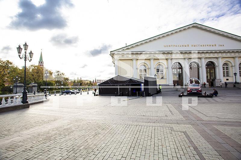 Неделя моды Mercedes-Benz Fashion Week Russia в Манеже