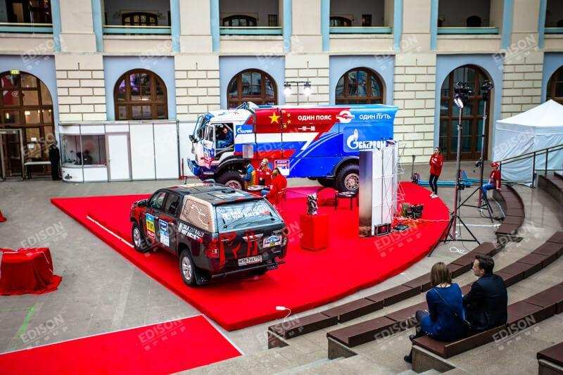 Международная выставка и фестиваль активного туризма. Гостиный двор
