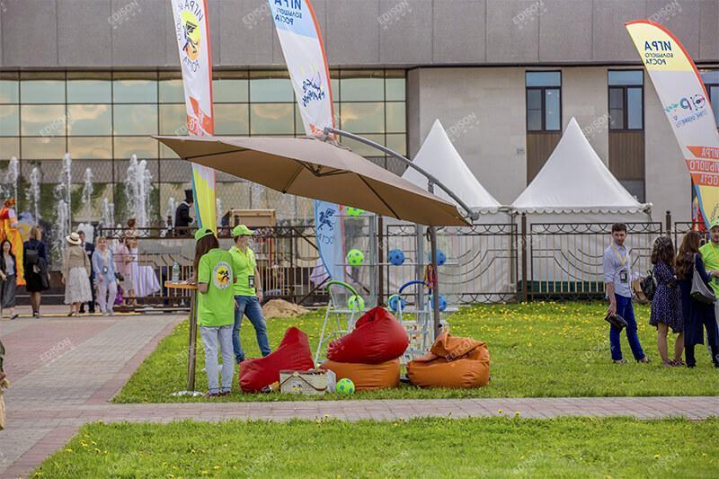 """Выставка """"EVENT Revolution"""" в концертном зале """"Королевский"""" в Останкино"""