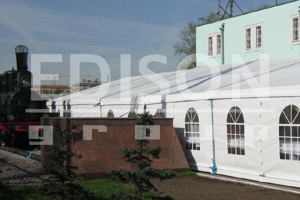 Выставка подвижного состава ОАО «РЖД» на Рижском вокзале