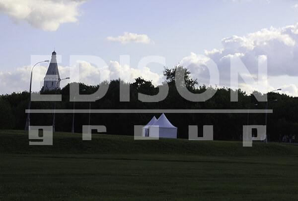 Фестиваль «Пикник Афиши 2009» в музее-заповеднике «Коломенское»