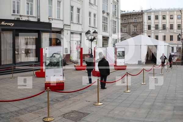 Выставка «Лица Победы»: 21 апреля 2015