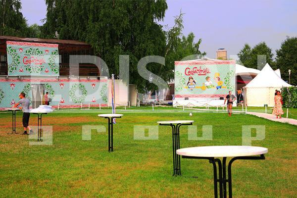 Частное мероприятие в Строгино: 13 июля 2013