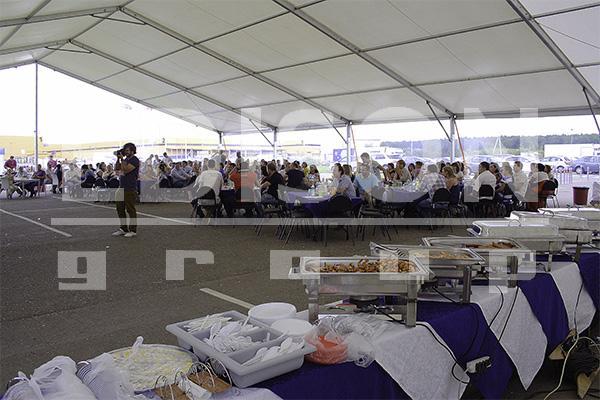 Корпоративное мероприятие ГК «Агама»: 16 августа 2013