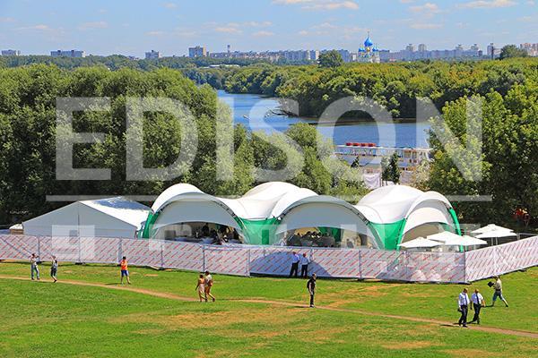 «Пикник Афиши» и Праздник «Еды» в Коломенском: 19 июля 2014