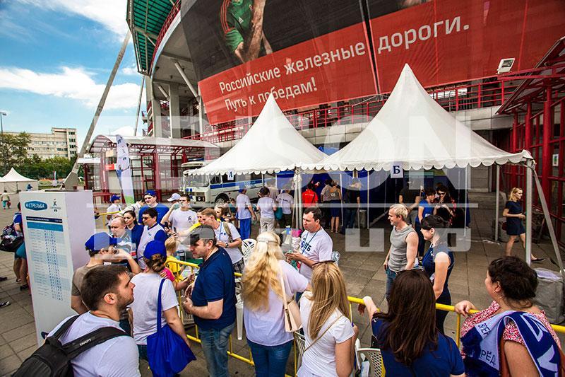 Спартакиада ВТБ: 6 августа 2016