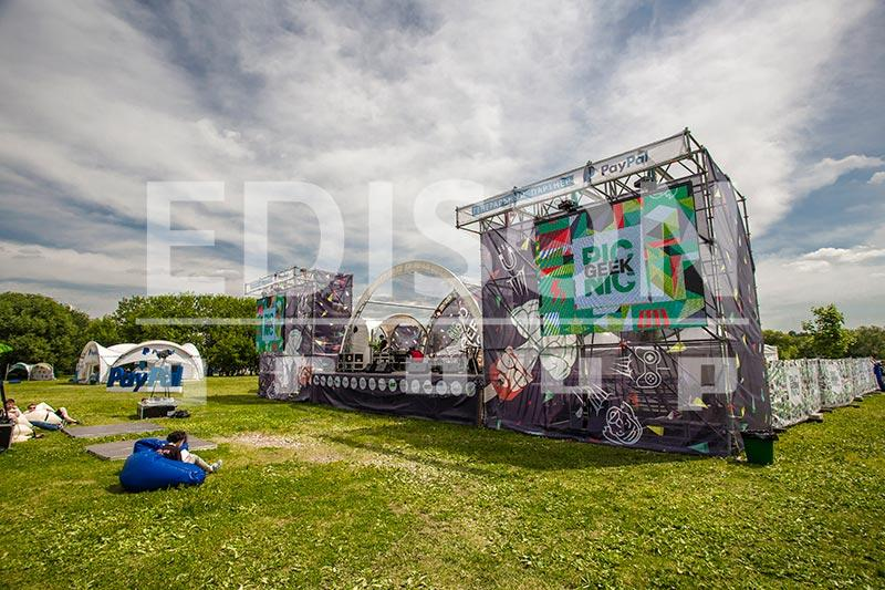 Фестиваль «Geek Picnic»: 19 июня 2016