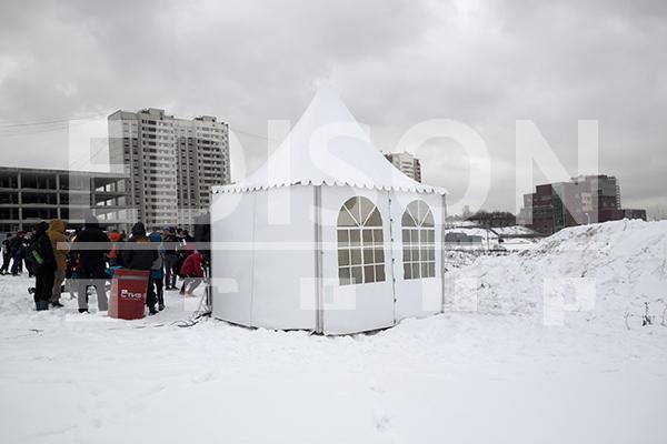 Первая в России «Гонка гладиаторов»: 7 февраля 2015