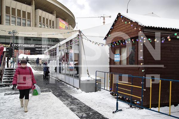 Каток «Олимпийский»: 8 февраля 2015