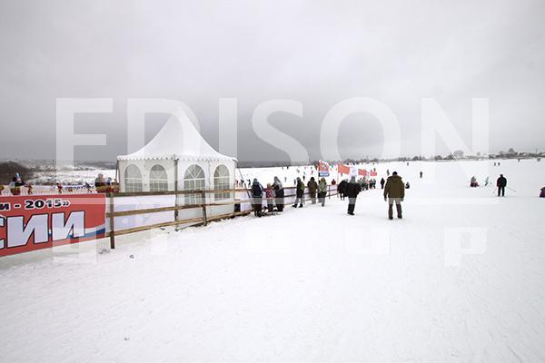«Лыжня России»: 8 февраля 2015