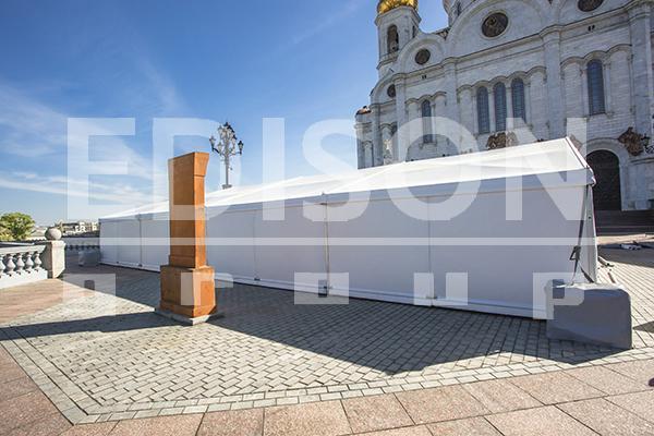 Концерт Чайковского у храма Христа Спасителя: 10 мая 2015