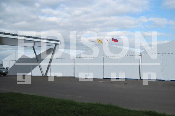 Открытие нового завода Komatsu в г. Ярославль