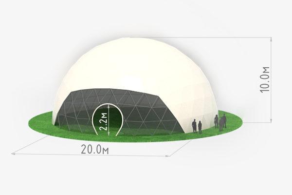технические параметры Сферы 20