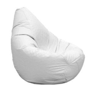 кресло-мешок биг бен белый