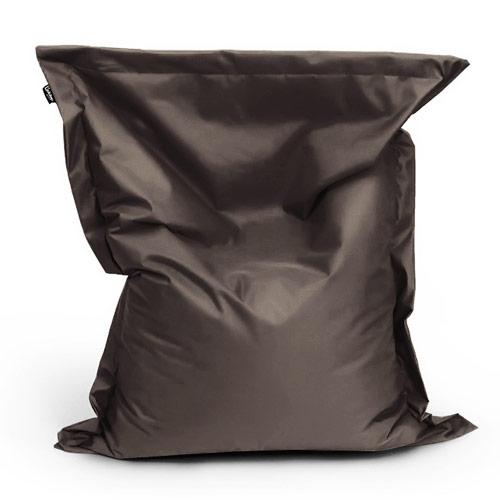 кресло-мешок подушка коричневая
