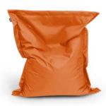 кресло-мешок подушка оранжевая