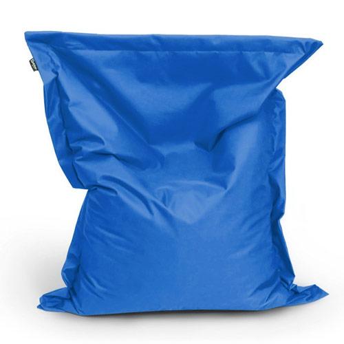 кресло-мешок подушка синяя