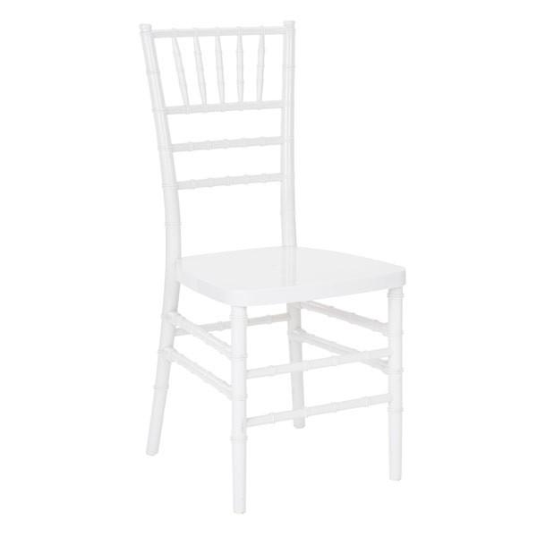 аренда белого стула кьявари