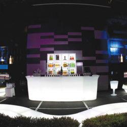 Jumbo Bar стойка белая
