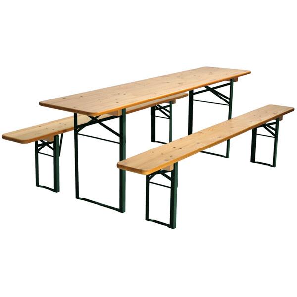 Стол и 2 лавки комплект