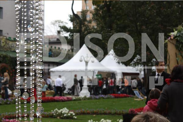Фестиваль журнала Seasons в саду «Эрмитаж»