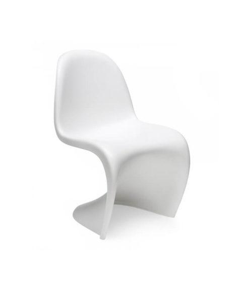 Стул Panton Chair белый