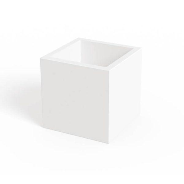Светящийся куб с нишей