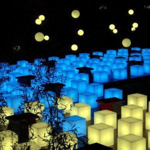 Куб с подсветкой