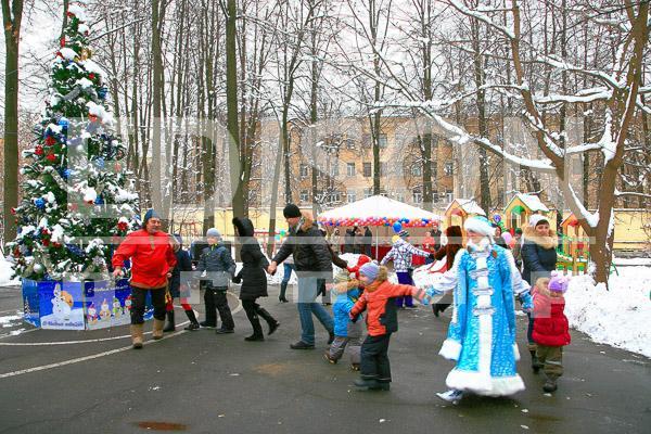 Новогодний праздник: 13 декабря 2014
