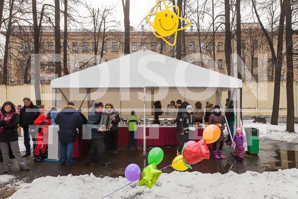 """Праздник """"Масленица"""": 1 марта 2015"""