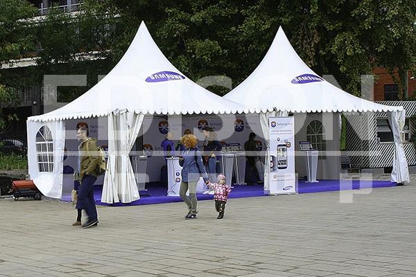 IV Мультимедийный фестиваль под открытым небом BOOKMARKET: 7-8 сентября 2013