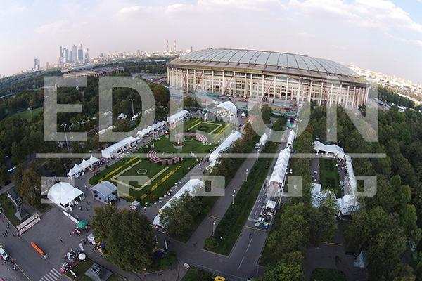 """Фестиваль ресторанов """"Taste of Moscow"""": 12-14 сентября 2014"""