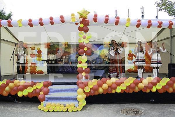 Праздничный концерт, посвященный Дню города: 7 сентября 2013