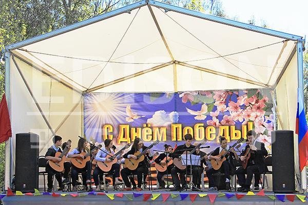 """Праздничный гала-концерт """"Мое Отечество"""": 9 мая 2014"""