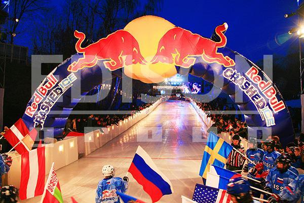 Red Bull Crashed Ice: 6-8 марта 2014