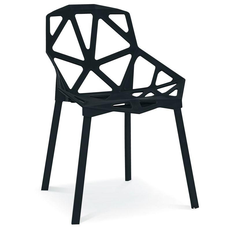 Стул One Chair Black (Черный)