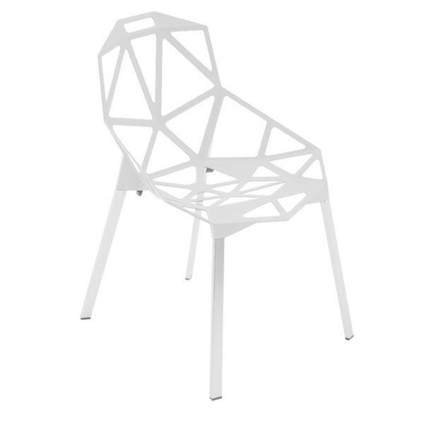 Стул One Chair White (Белый)