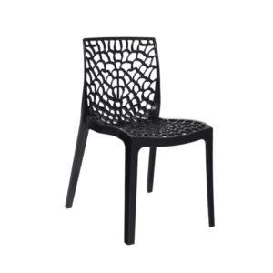 Аренда стула GROOVER BLACK (черный)
