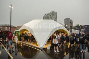 Комплексное техническое обеспечение от EDISON group на третьем городском Фестивале JohnCalliano Fest 2018