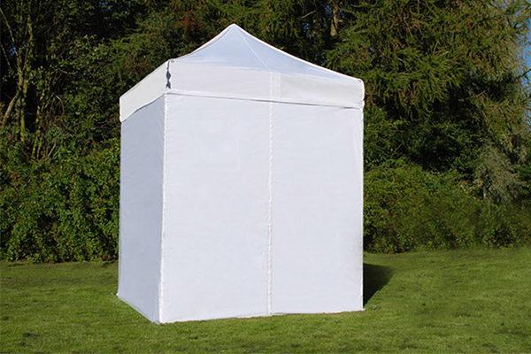 Аренда мобильного шатра трансформера 2х2 м