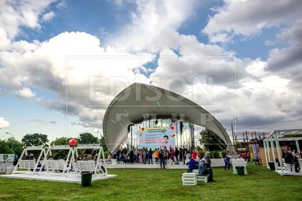 Фестиваль «Пикник Афиши 2019» в парке Коломенское