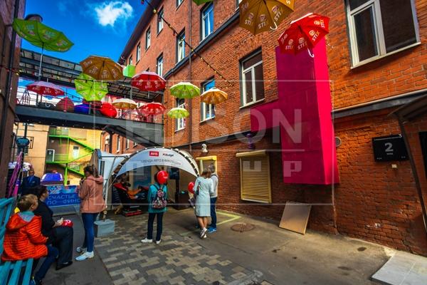 Фестиваль Финляндии на дизайн-заводе Флакон