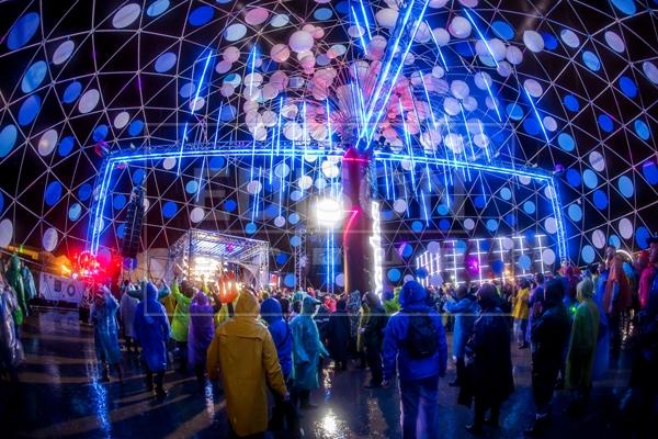 Фестиваль музыки и технологий Alfa Future People 2019