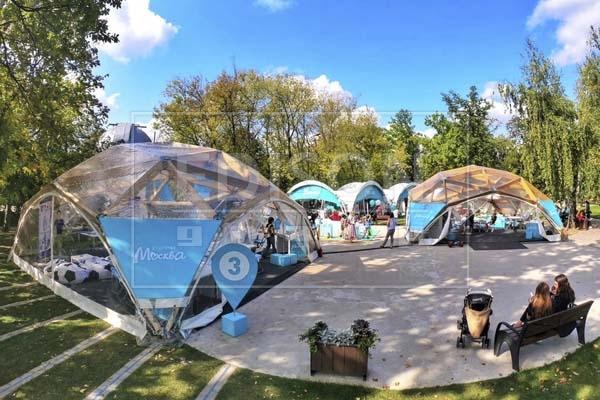 Фестиваль «Душевная Москва» в парке Сокольники